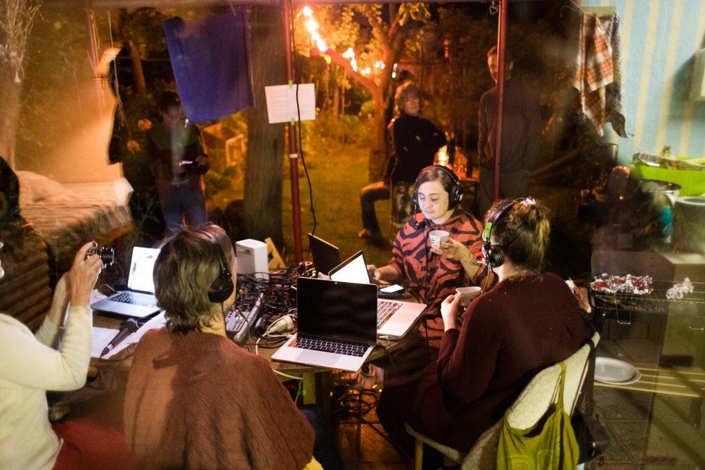Datscha Radio - Nacht der Frequenzen und Düfte